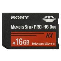 Sony Memory Stick PRO-HG Duo HX Media 16GB - MS-MX16B