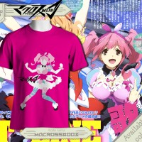 t-shirt makina macross delta
