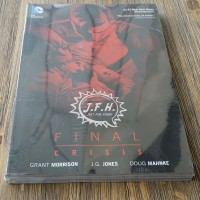 Final Crisis TPB (2014 DC) Expanded Edition