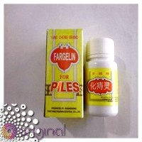 Obat Cina Fargelin for piles untuk wasir / ambeien