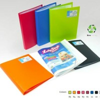 BANTEX DISPLAY BOOK A3 PORTRAIT / CLEAR HOLDER A3