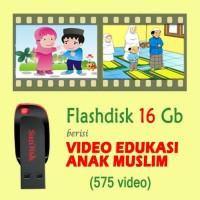 Flashdisk Video Edukasi Anak Muslim Paling Murah