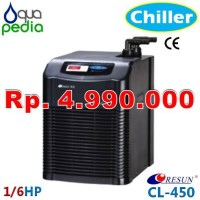 harga RESUN CL-450 Pendingin Air Water Chiller Aquascape Tokopedia.com