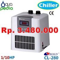harga RESUN CL-280 Pendingin Air Water Chiller Aquascape Tokopedia.com
