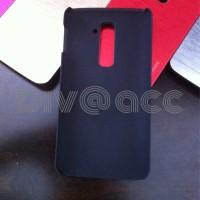 Hardcase Motomo Brushed Belakang Metal Hard Cover Casing LG G3 Stylus