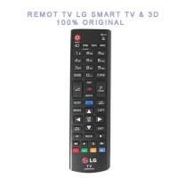 Jual REMOTE / REMOT TV LED LCD LG ORIGINAL SMART TV 3D Murah