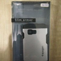 Hard Case Spigen Slim Armor - Samsung Galaxy Young 2 (G130) (Silver)