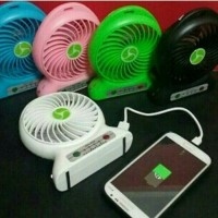 harga Kipas Angin Usb +Power Bank Tokopedia.com