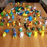 Jual 72 Piece Pokemon Figure One Piece Figma Kapal Thousand Sunny Mega Zord Murah