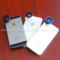 Lensa Hp Kamera Smartphone iPhone 5