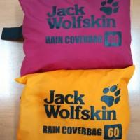 harga Rain Cover / cover bag 60 liter jack wolfskin / TNF / Osprey Tokopedia.com