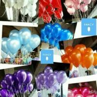 Jual balon latex metalic berkualitas party Murah