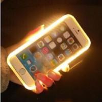 LED light case for iphone 4/4s 5/5s/se 6/6s 6+ prime j1 j5 j7 e5