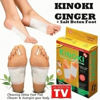 Jual KINOKI GOLD - KINOKI EMAS - Foot Patch - DETOX Murah
