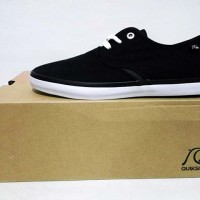 Sepatu Casual QuickSilver Shorebreak Mens XKKW Black Original Murah