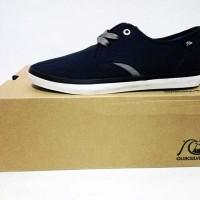 Sepatu Casual QuickSilver Shorebreak Mens XBBW Navy Original Asli Mura