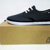 Sepatu Casual QuickSilver Shorebreak Mens XSSK Grey Original Asli Mura