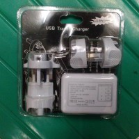USB TRAVEL CHARGER UNIVERSAL