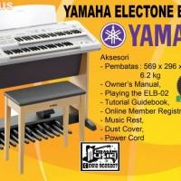 YAMAHA ELECTONE STAGEA BASIC ELB-02 / ELB02