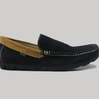 Sepatu Santai Pria Kickers Kulit Suede Asli Casual Slop Pria Murah