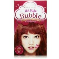 Etude House - Hot Style Bubble Hair Coloring NEW - RD06 Wine Red