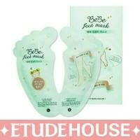 Etude House- Bebe Foot Mask / Baby Foot Mask / Masker Kaki 20ml x 2ea