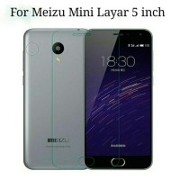 Tempered Glass Anti Gores Kaca Film Bening For Hp Meizu M2 Mini 5 Inch