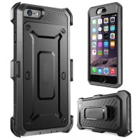 harga Iphone 6+/6 Plus Supcase Bumper Future Armor hard+soft Case holster Tokopedia.com