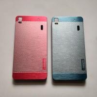 Lenovo a7000 Hardcase Alumunium Motif Hard Case Motomo Cover