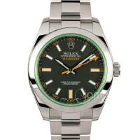 harga JAM REPLIKA Rolex Milgauss Green Dial Green Saphire (MIROR COPY 1:1) Tokopedia.com