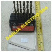MATA BOR BESI 1 SET 13pcs (1,5mm - 6,5mm) FROG
