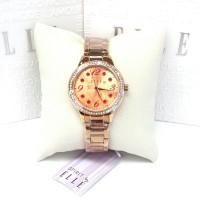 Jam tangan wanita elle es2004b04x original