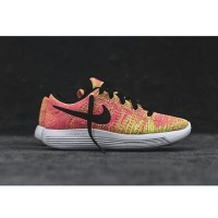 100% Original Nike Lunar Epic Flyknit Low Multicolor