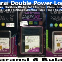 Baterai Log on Advan S4M S4K BP-40AA Batre/Original/Double Power