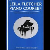BUKU MUSIK PIANO - LEILA FLETCHER PIANO COURSE - BUKU 4