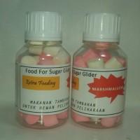 Marshmallows Makanan Sugar Glider