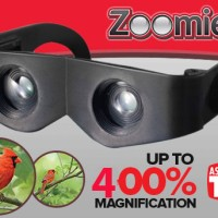 Zoomies Kacamata Zoom 400% magnification / magnifier ( New Model )