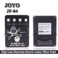 Efek gitar JOYO JF-04 DISTORTION made in china