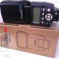 Flash Yongnuo YN 560 IV untuk DSLR Canon, Nikon