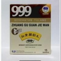 obat cina Nyeri Sendi, Keseleo, Keram Otot 999 Zhuang Gu Guan Jie Wan
