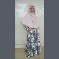 Nafilahalum butik online gamis syar'i modern simpel berkualitas NH002