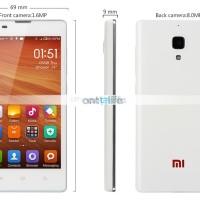 Xiaomi Redmi 1s 1GB/8GB White