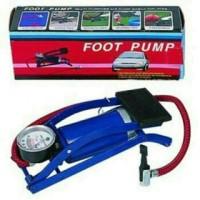 pompa injak ban /foot pump