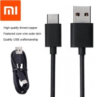 KABEL DATA / KABEL CHARGER XIAOMI TYPE C MI4C MI5 ORIGINAL 100% OEM