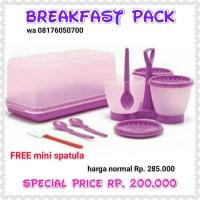 breakfast pack