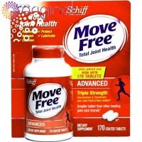 Multivitamin Schiff Glucosamine 1500 mg Plus MSM - 150 Coated Tablets