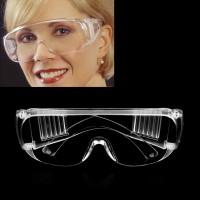 harga Kacamata pelindung/las/kacamata motor/Protection Glasses Goggles Lab Tokopedia.com