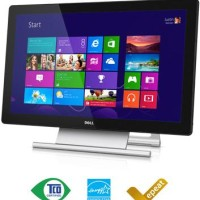Monitor LED DELL P2314T Profesional 23 inch Touch Screen