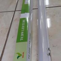harga Wing Lock T8 Led 20watt (120 Cm) - Warm White / Kuning Tokopedia.com