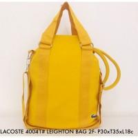 Tas Wanita Serut Lacoste Handbag Leighton 40041 - 1
